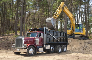 affordable dump truck companies in NC